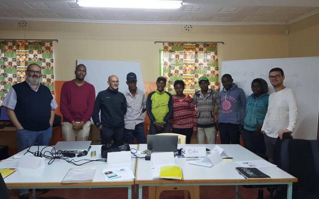 eGnosis è Partner del Progetto Internazionale Incubatore di Impresa Sociale e per le ICT a vantaggio di giovani sieropositivi nel territorio di Nanyuki, Contea di Laikipia, Kenya